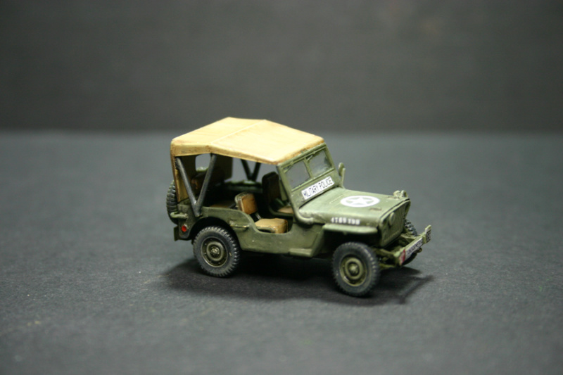 Jeep Willys' - Mister Craft (termine) Willy_26