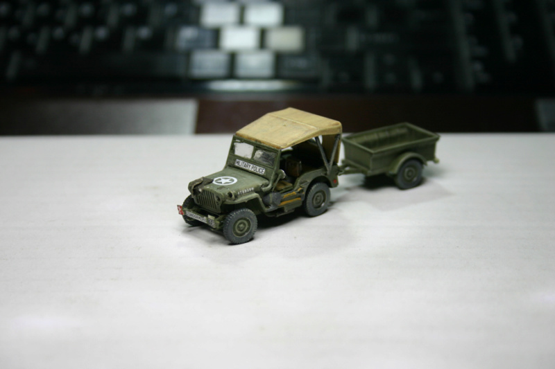 Jeep Willys' - Mister Craft (termine) - Page 2 Willy_29