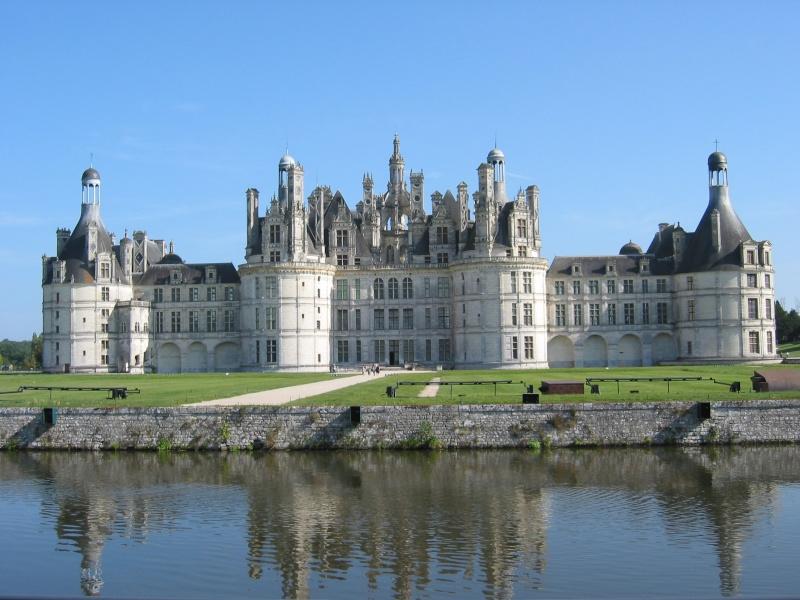 Les châteaux de la Loire Pierre11
