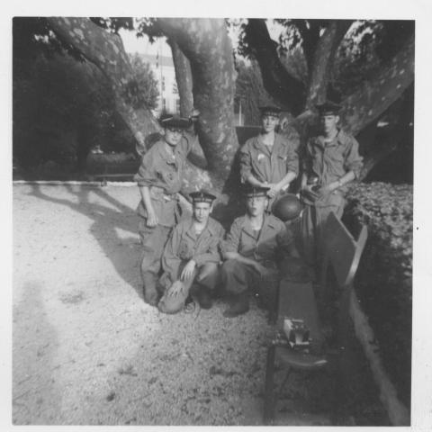 [Les écoles de spécialités] Le Groupe des Écoles d'Armes - Page 2 Corps_10