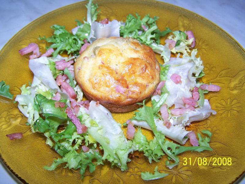 Cakes salés Muffin10