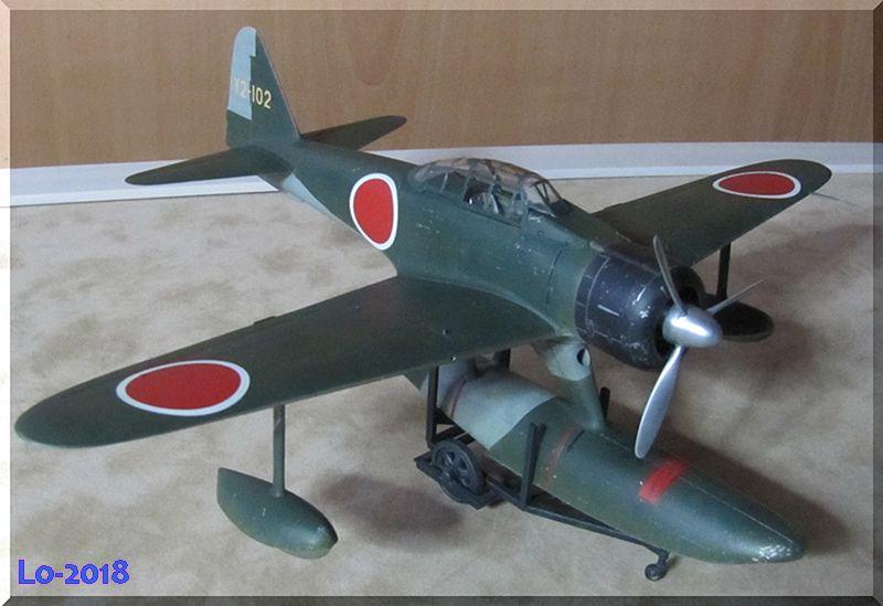 A6M2-N Rufe - Tamiya - 1/48ème 1010