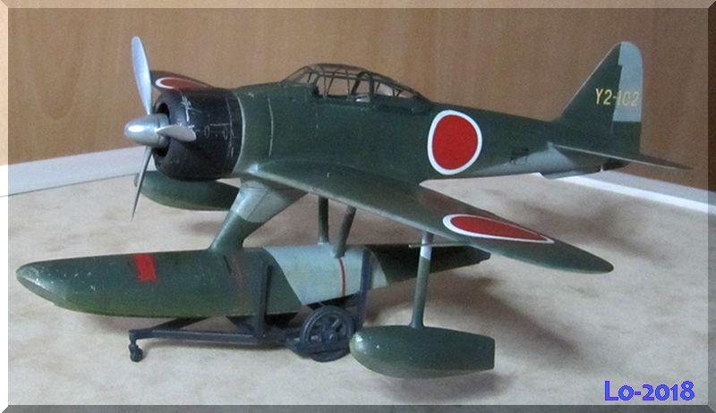 A6M2-N Rufe - Tamiya - 1/48ème 910