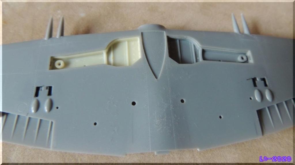 Supermarine Spitful Mk-16 (RB-518) - Trumpeter - 1/48ème Baie_d10