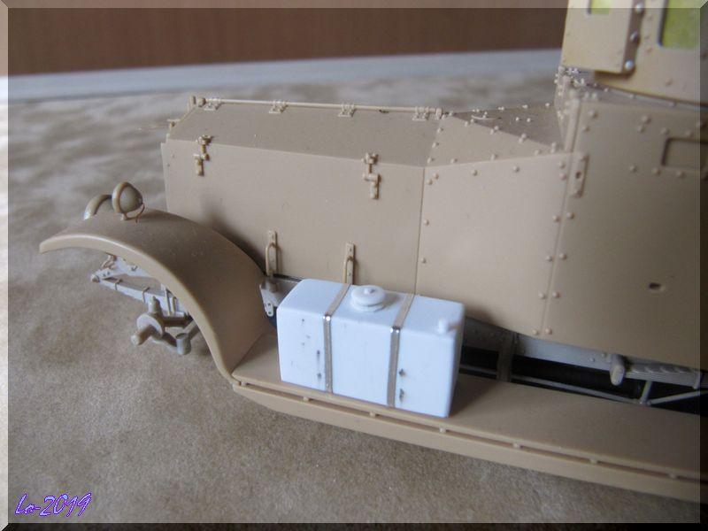 Rolls-Royce Armored Car - MENG - 1/35ème - Page 9 Bison_11