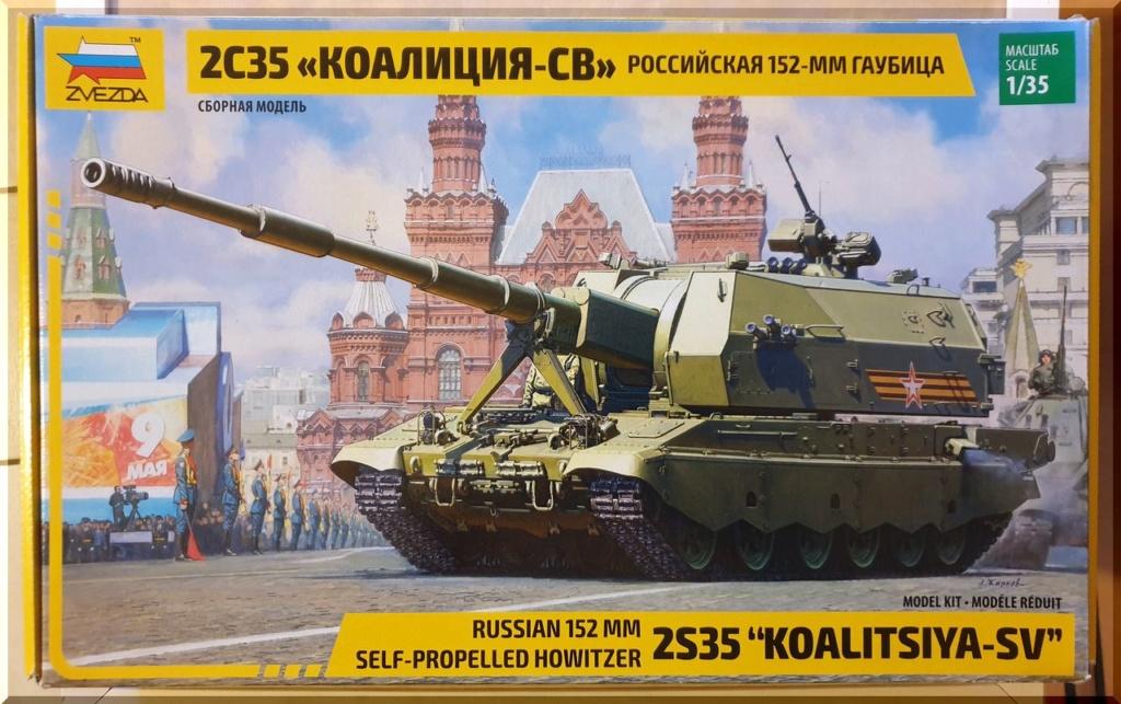 2C35 KOALITSIYA - ZVEZDA - 1/35ème Boite_13