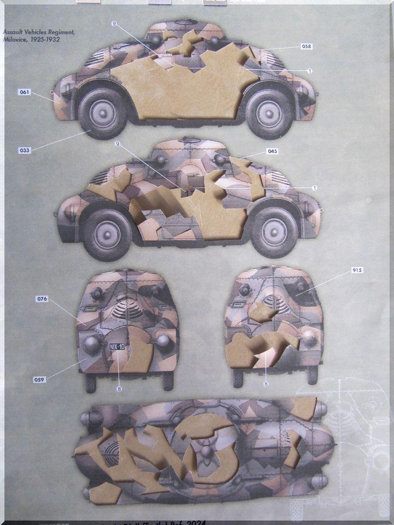Skoda PA-II - Takom - 1/35ème Dzocou10
