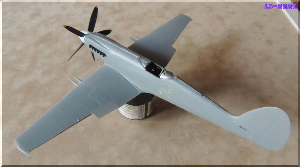 Supermarine Spitful Mk-16 (RB-518) - Trumpeter - 1/48ème En_cro10