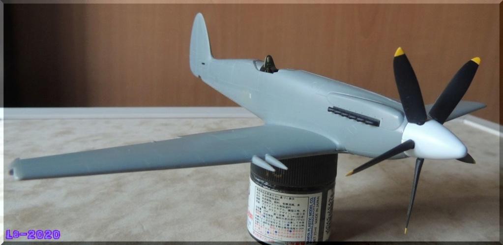 Supermarine Spitful Mk-16 (RB-518) - Trumpeter - 1/48ème En_cro11