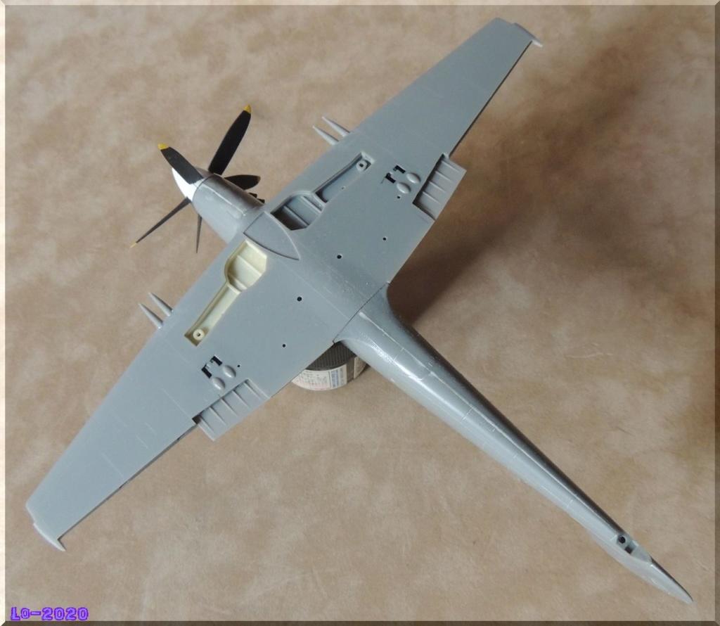 Supermarine Spitful Mk-16 (RB-518) - Trumpeter - 1/48ème Intrad10