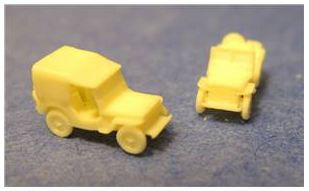 JEEP MT-Tug 6x6 kit de base ITALERI N° 6355 1/24  TERMINEE Jeep_310