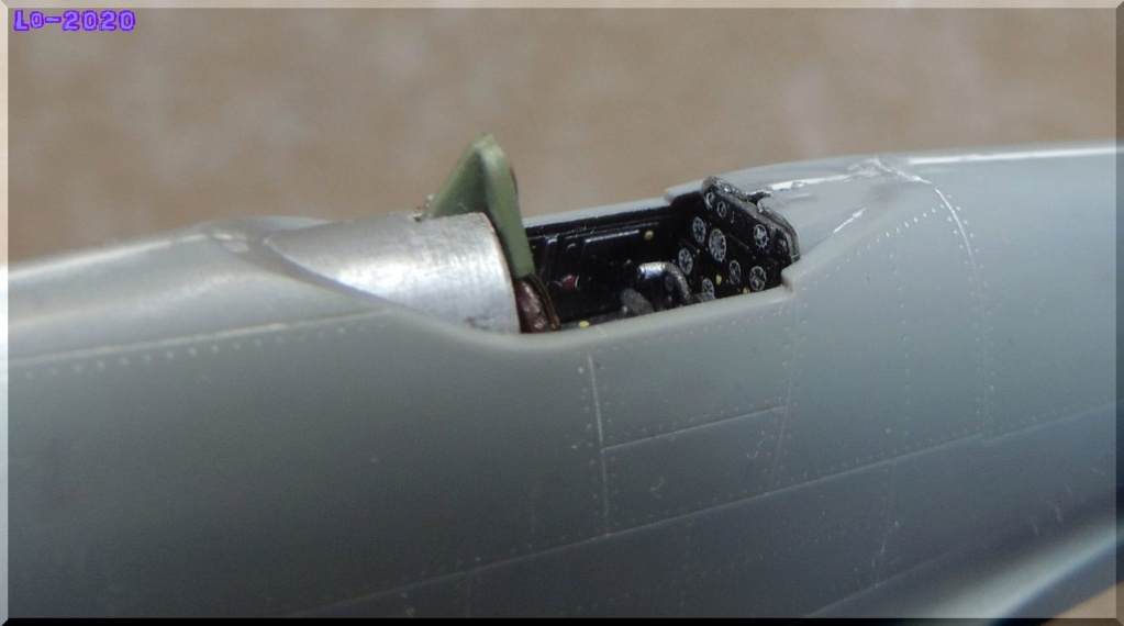 Supermarine Spitful Mk-16 (RB-518) - Trumpeter - 1/48ème Pit_111