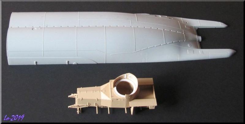 U-boot type XXIII - Bronco - 1/35ème Taille10