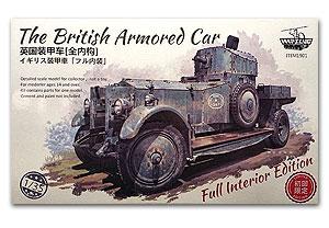 Rolls-Royce Armored Car - MENG - 1/35ème - Page 9 Wars1910