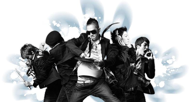 Big Bang Stand Up Promo Photos Poster10