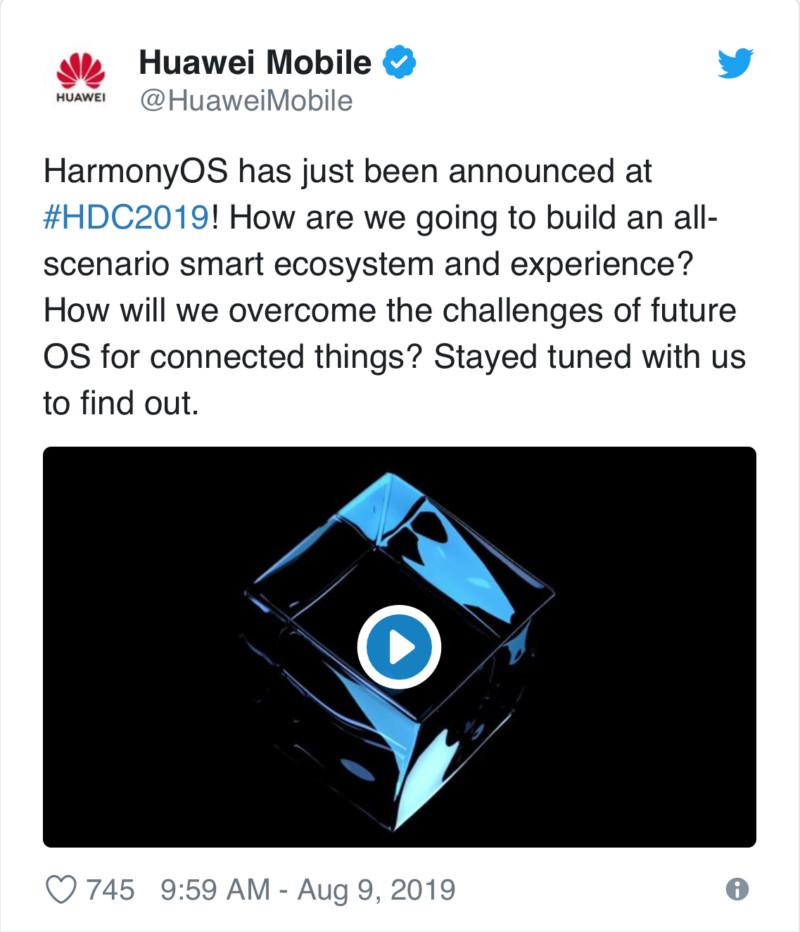 هواوي تكشف رسمياً عن نظام التشغيل HarmonyOS  15653411