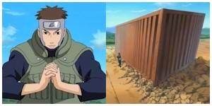 Mokuton, l'art du bois Shichu10
