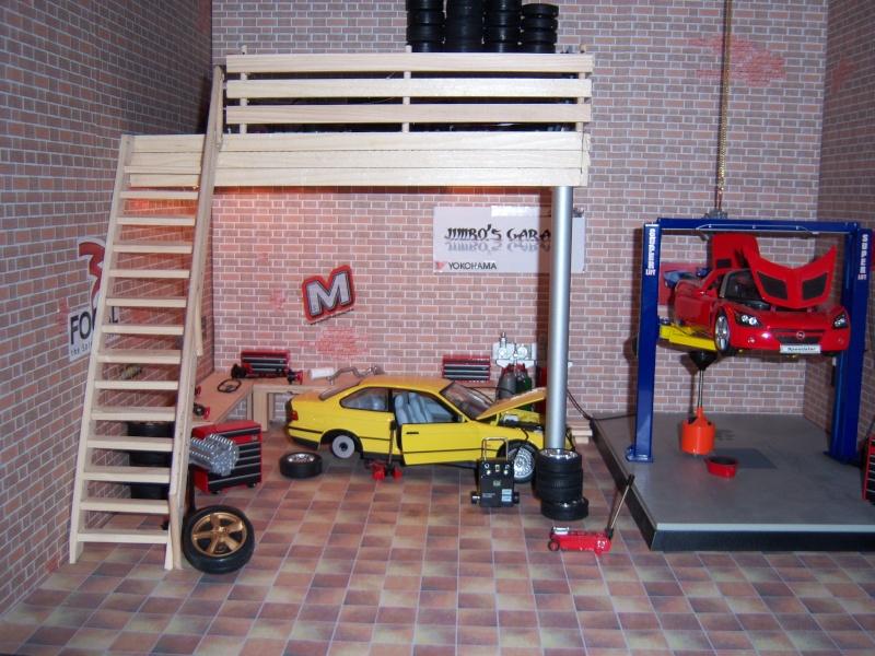 les locaux du jimbo's garage 06011