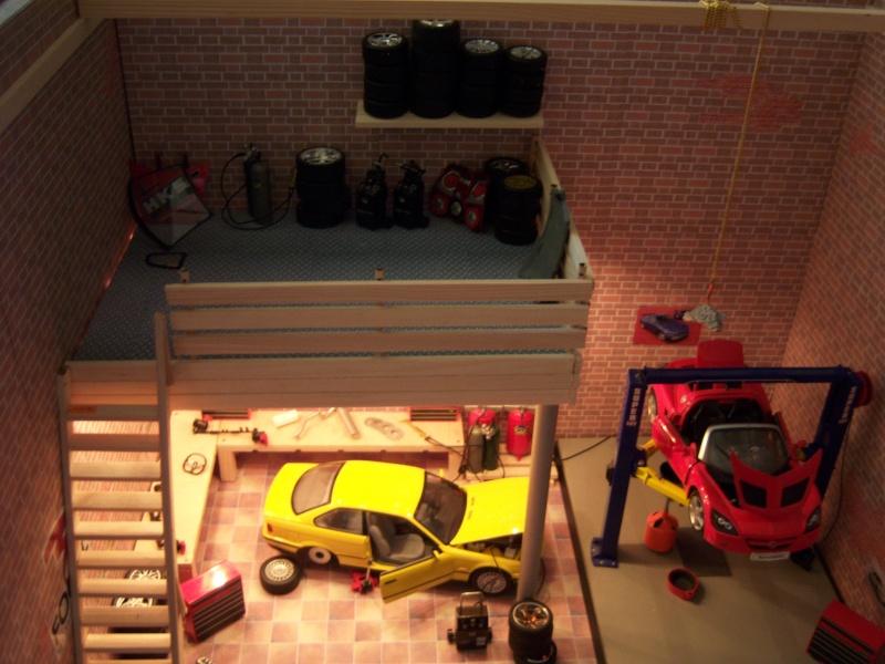 les locaux du jimbo's garage 06510