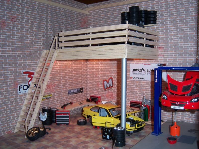 les locaux du jimbo's garage 07610