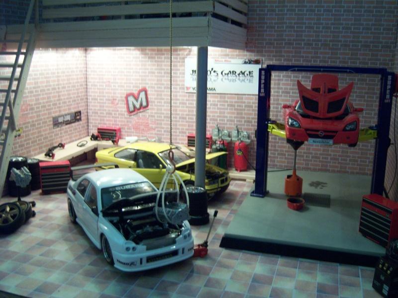 les locaux du jimbo's garage 08610
