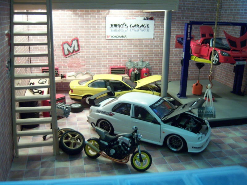 les locaux du jimbo's garage 08710
