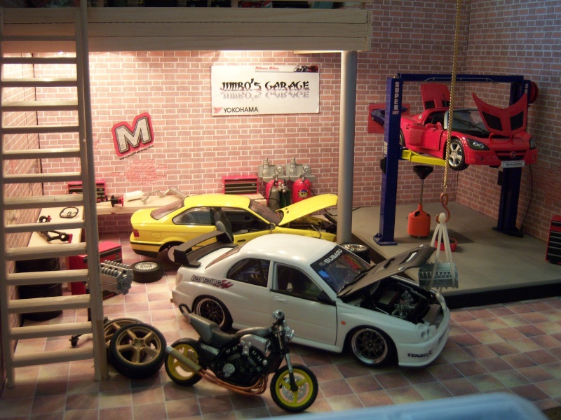 les locaux du jimbo's garage 08910