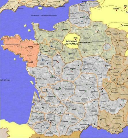 carte des royaumes renaissants Informations utiles , liens , guides et cartes des royaumes