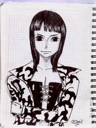 Dibujo One Piece Dibujo18