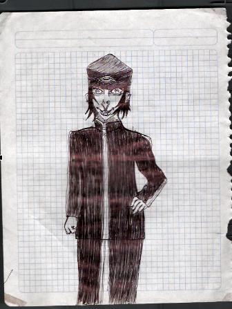 Dibujos Hellsing Hellls10