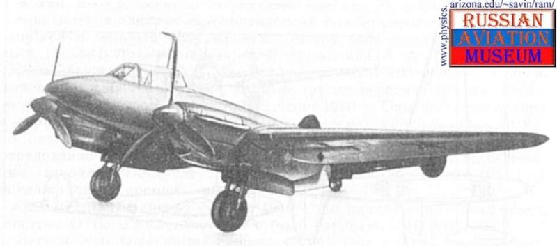 Petlyakov Pe-2 Pe-2ft10