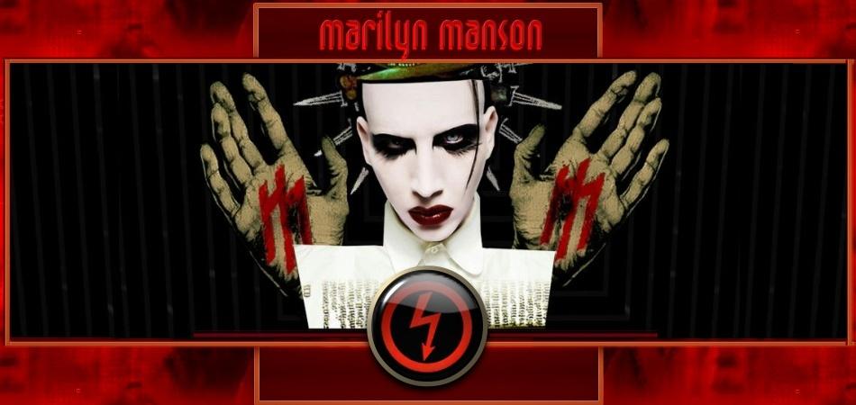 """Theme """"marilyn manson"""" by SAb Header10"""