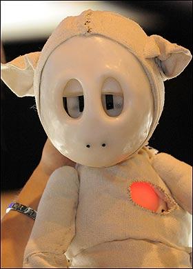 Heart, un robot todo corazón Robotm10