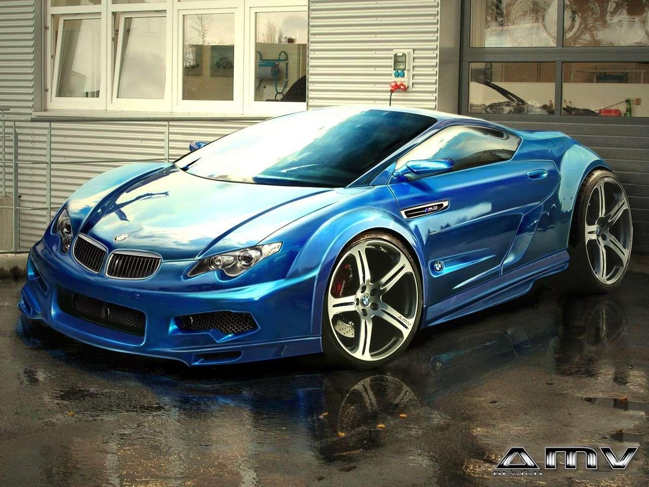 BMW-клевая машина Bmw_2111