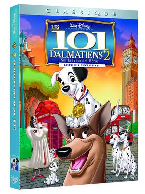 [BD + DVD] 101 Dalmatiens 2 : Sur la Trace des Héros (27 août 2008) (BD le 24 octobre 2012) - Page 3 101dal10