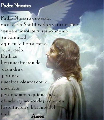 Compartir con ustedes la oración que Jesús nos enseño 411610