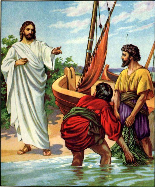 El Pescador de hombres Jesus_10