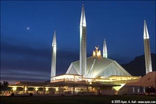 Shah Faisal Masjid (Mosque) Crw_0510
