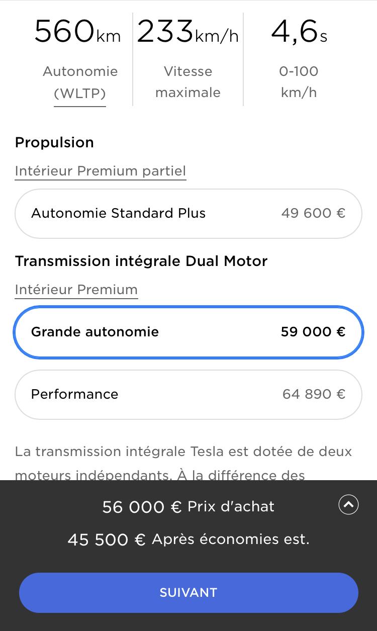 Tesla : la model 3 dévoilée - I - Page 38 D0767410