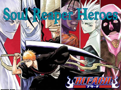 Soul Reaper Heroes