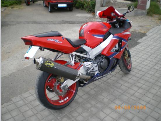 Honda CBR900RR 5.500 € Motolu12