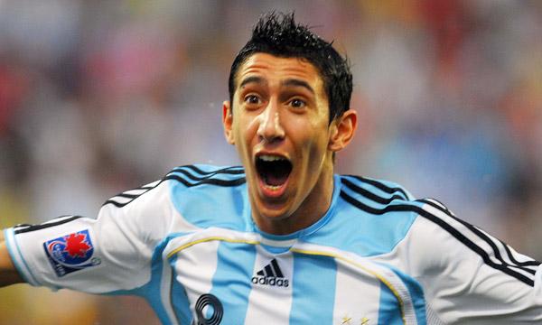 Argentina vs Nigeria - vamos la conch... de su madre 01530910