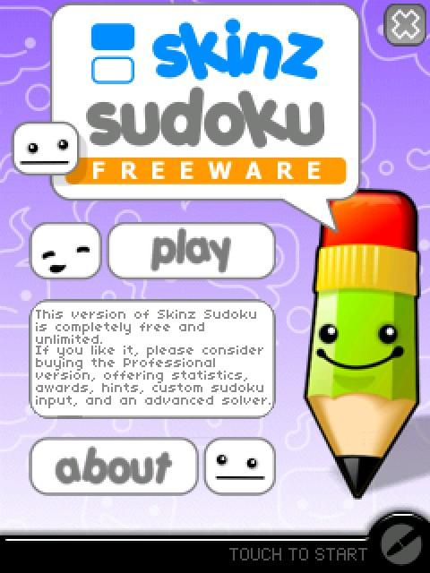 jeu skinz sudoku + autres petits jeux sympa (gratuis) Screen15