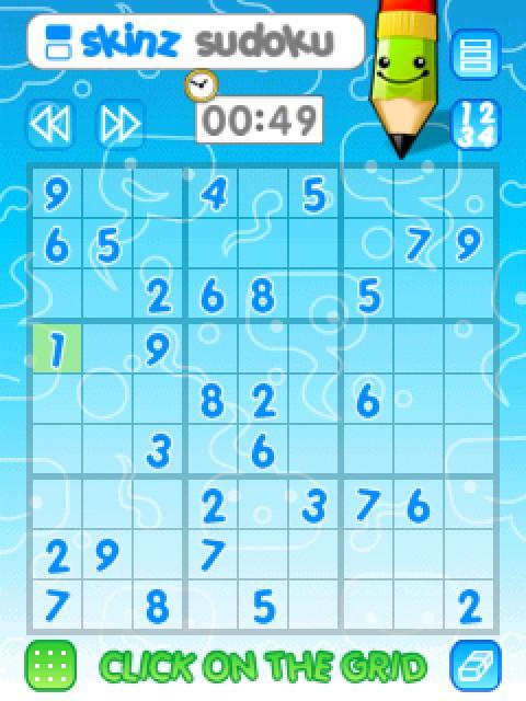 jeu skinz sudoku + autres petits jeux sympa (gratuis) Screen16