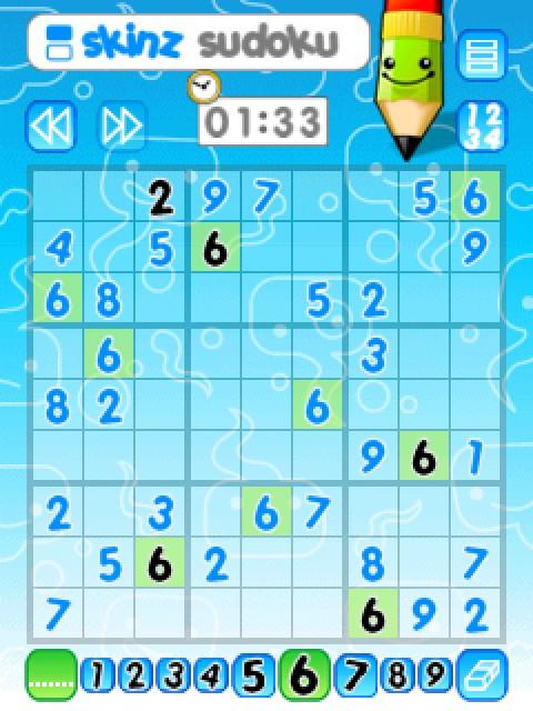 jeu skinz sudoku + autres petits jeux sympa (gratuis) Screen18
