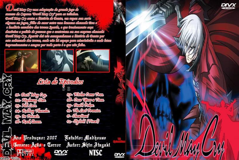 Devil May Cry serie _killu12
