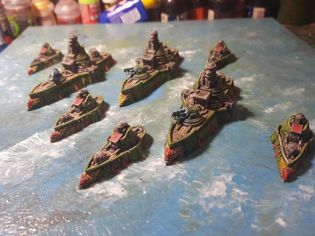 La Flotte Russe d'Urial 20210210