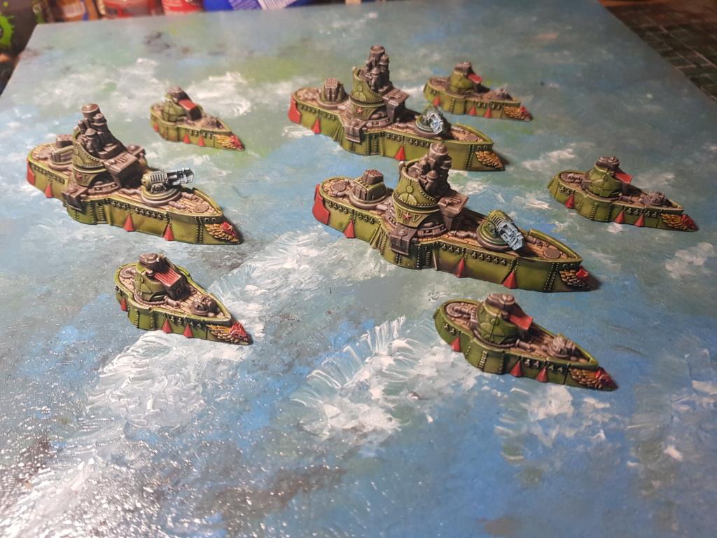La Flotte Russe d'Urial 20210211