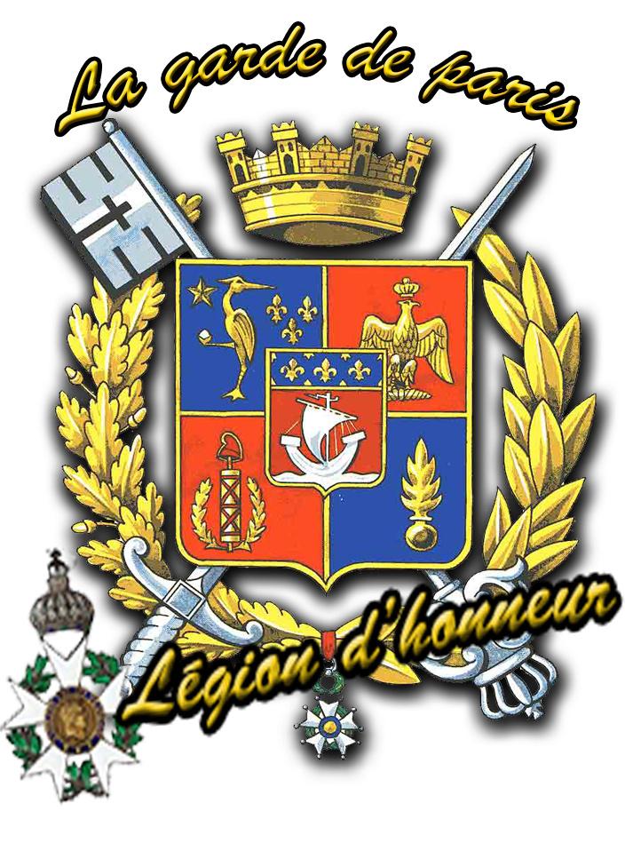 Garde de paris : 21 Novembre a gif sur yvette Blason11
