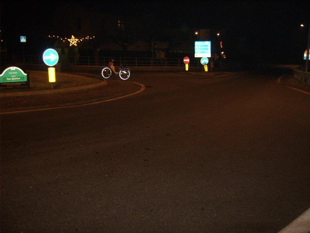 Sulle rotonde bisogna prestare attenzione Ssa50611